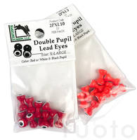 Double Pupil Lead Eyes X-Small -  - 40200300010 - 1