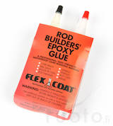 Flex Coat Rod Builders Epoxy Glue -  - 432020100 - 2