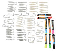 Savage Gear Soft Lure And Markers Kit - Perinteiset heittojigit - 5706301514950 - 1