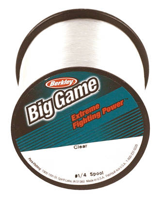 Berkley Trilene Big Game - Monofiilisiimat - 028632176863 - 1
