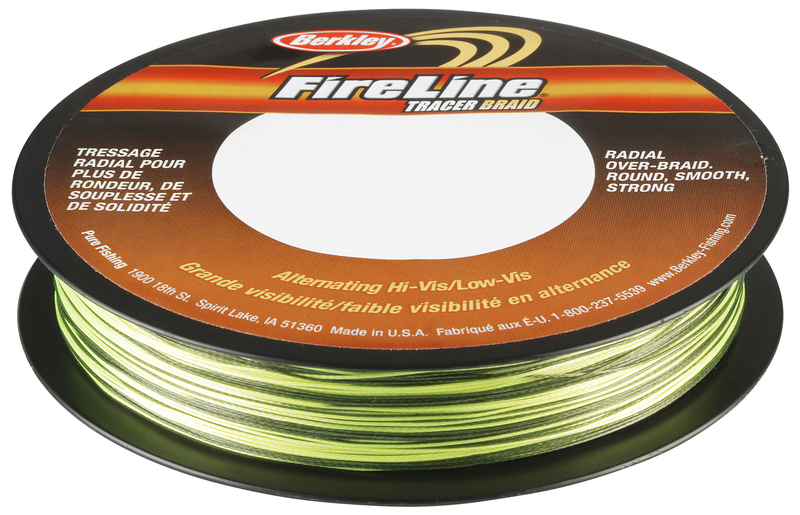 Berkley Fireline Tracer Braid -  - 028632658161 - 2