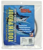 AFW Tooth Proof Stainless Steel Leader Wire - Perukemateriaalit (rullatavaraa) - 035926021211 - 1