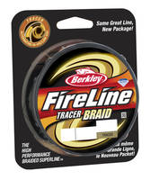 Berkley Fireline Tracer Braid - Monikuitusiimat - 028632658161