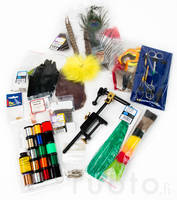 Deluxe Fly Tying Kit -  - 4080000001 - 1