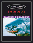 Vision Polyleader Salmon & Seatrout 10' -  - 6417512300841 - 1
