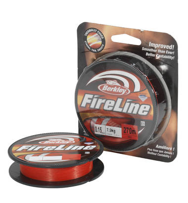 Berkley Fireline Red -  - 028632654941 - 1