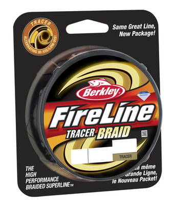 Berkley Fireline Tracer Braid - Monikuitusiimat - 028632658161 - 1