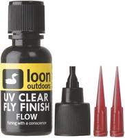 UV Clear Fly Finish - Flow 1/2 oz - UV-liimat ja tarvikkeet - 782420001002 - 1