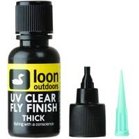 UV Clear Fly Finish - Thick 1/2 oz -  - 782420000982 - 1