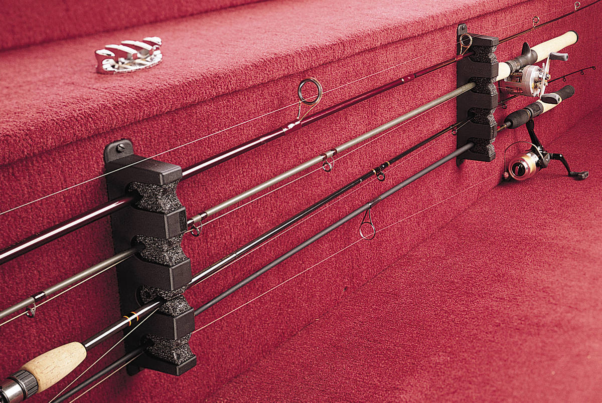 Berkley Horizontal Rod Rack - Muut - 028632126233 - 2