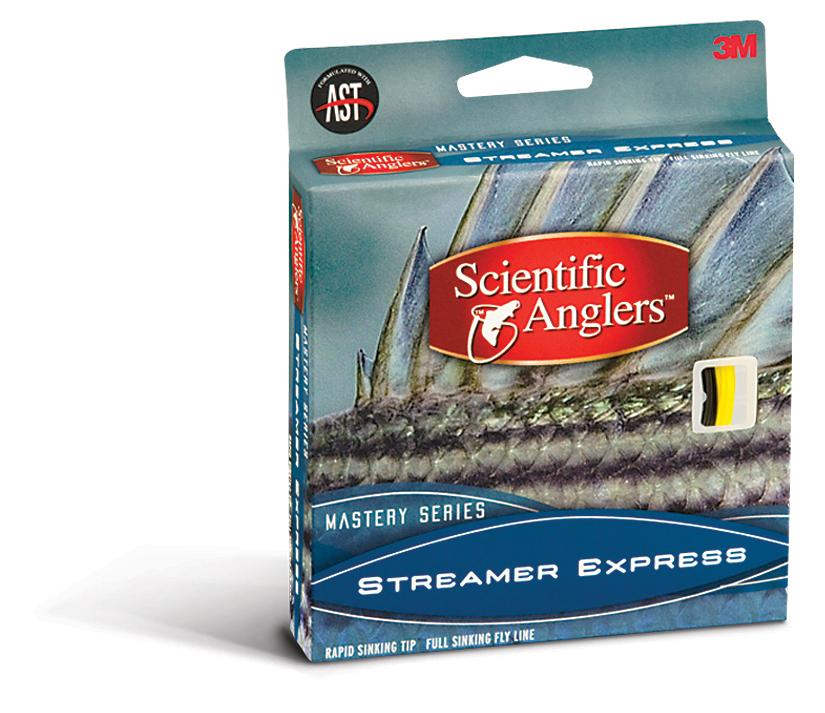 Scientific Anglers Mastery Streamer Express -  - 051131860063 - 1