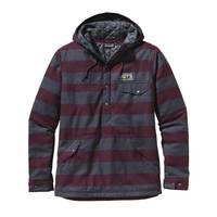 Patagonia M's Reclined Wool Snap-T Pullover -  - 888336252443 - 1