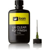 UV Clear Fly Finish - Thin - UV-liimat ja tarvikkeet - 782420000913 - 2
