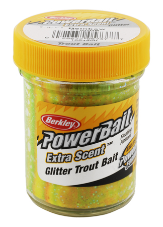 Berkley Powerbait Glitter TroutBait - Syötit - 35007000024 - 1