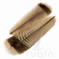 Ozark Turkey Tail Cinnamon Tip Bleached -  - 053526061024 - 1