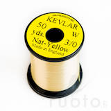 Uni-Kevlar #3/0 50yds Nat-Yellow -  - 802353000214 - 1