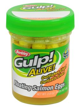 Berkley Gulp! Alive Salmon Eggs - Syötit - 35007000025 - 1