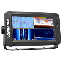 Lowrance Elite-9 Ti Totalscan -  - 9420024154915 - 1