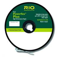 Rio Powerflex Plus Tippet -  - 730884220385 - 1