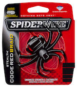SpiderWire Code Red Braid -  - 022021606665 - 1
