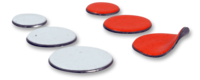 Strike Pro Power Dots 9 pcs White -  - 4712631687715 - 1