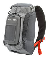 Simms Waypoints Sling Pack Small Gunmeta -  - 694264293386 - 1