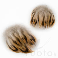Hen Mallard Breast Feathers - Klassiset sulat - 40450200016 - 1