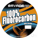Savage Gear 100% Fluorocarbon -  - 5706301420596 - 1