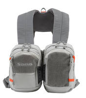 Simms Waypoints Dual Chest Pack Gunmetal -  - 694264327586 - 1