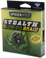 SpiderWire Stealth Glow-Vis Braid -  - 022021593736