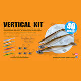 Savage Gear Vertical Pro Pack 40pcs - Vertikaalijigit - 5706301488077 - 1