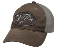 G.Loomis Distressed Oval Cap -  - 022255472708 - 1