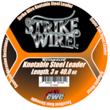 Strike Wire Knottable Steel Leader -  - 7340029401598 - 1