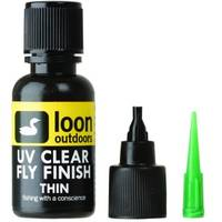 UV Clear Fly Finish - Thin 1/2 oz -  - 782420000999 - 1