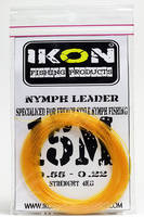 Ikon Nymph Leader 15m 0.55-0.22mm -  - ikonleader15m - 1