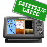 Lowrance Hook-7 Chirp ESITTELYLAITE -  - Hook-7-Demo - 1